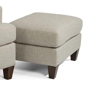 Contemporary Chair Ottoman