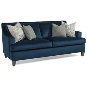 Contemporary Small Scale 2-Seater Sofa