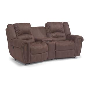 Flexsteel Latitudes - New Town 3 Pc Power Reclining Sectional Sofa