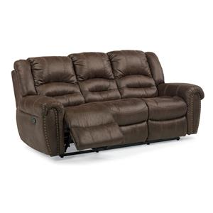 Flexsteel Latitudes - New Town Power Reclining Sofa