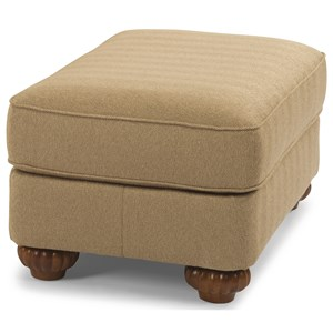 Traditionally Designed Ottoman