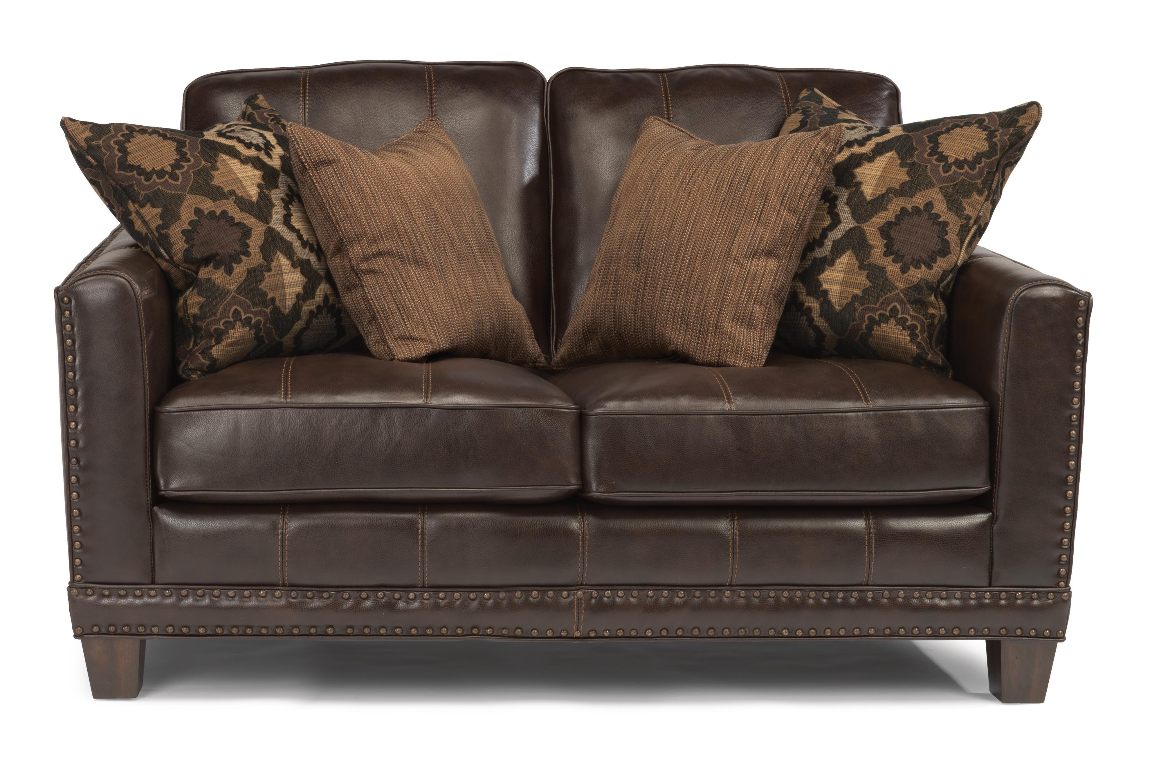 Latitudes - Port Royal Loveseat by Flexsteel at Walker's Furniture