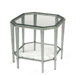 Flexsteel Prism Lamp Table