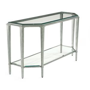 Contemporary Glass Sofa Table