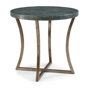 Flexsteel Raku Lamp Table