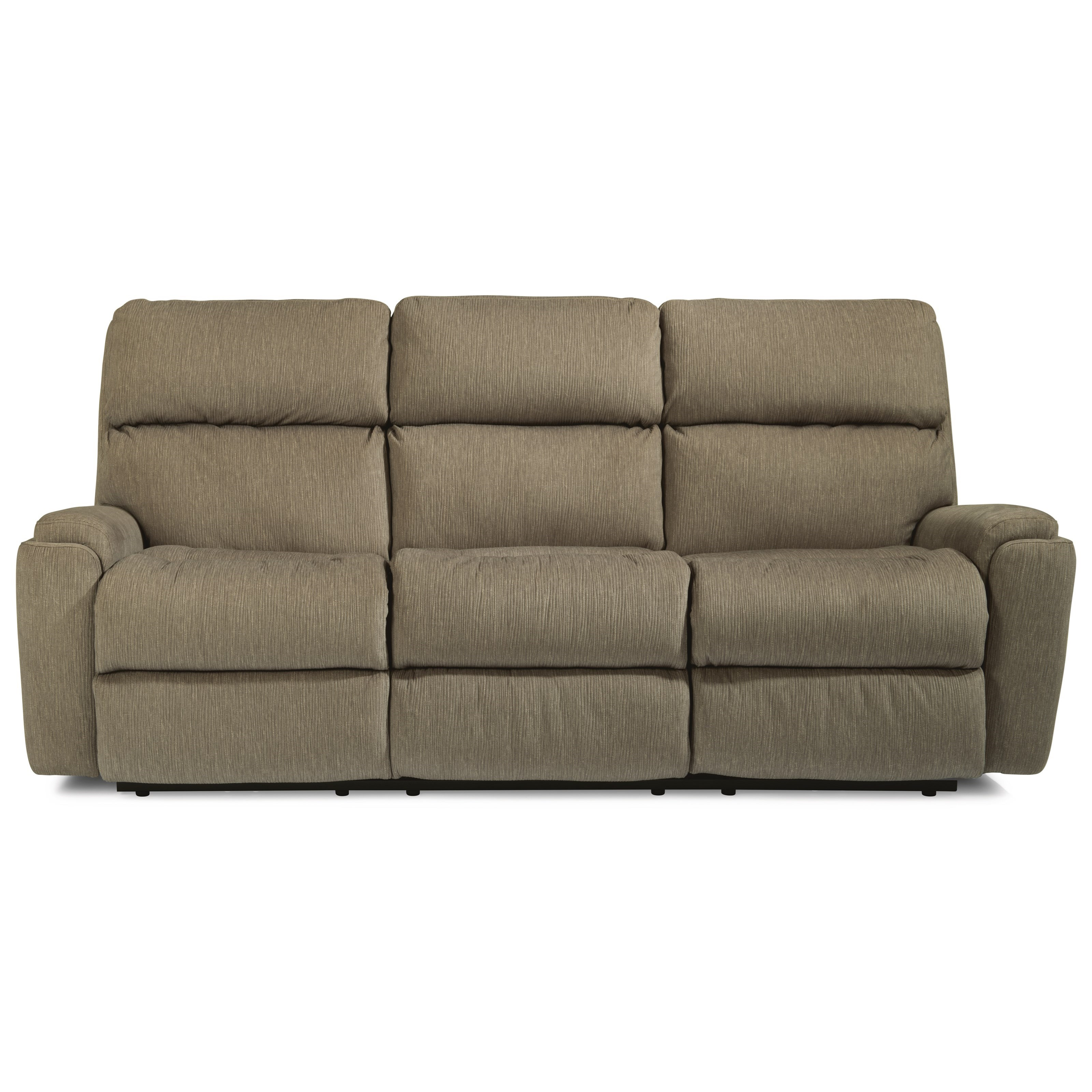 Rio Power Reclining Sofa by Flexsteel at Walker's Furniture