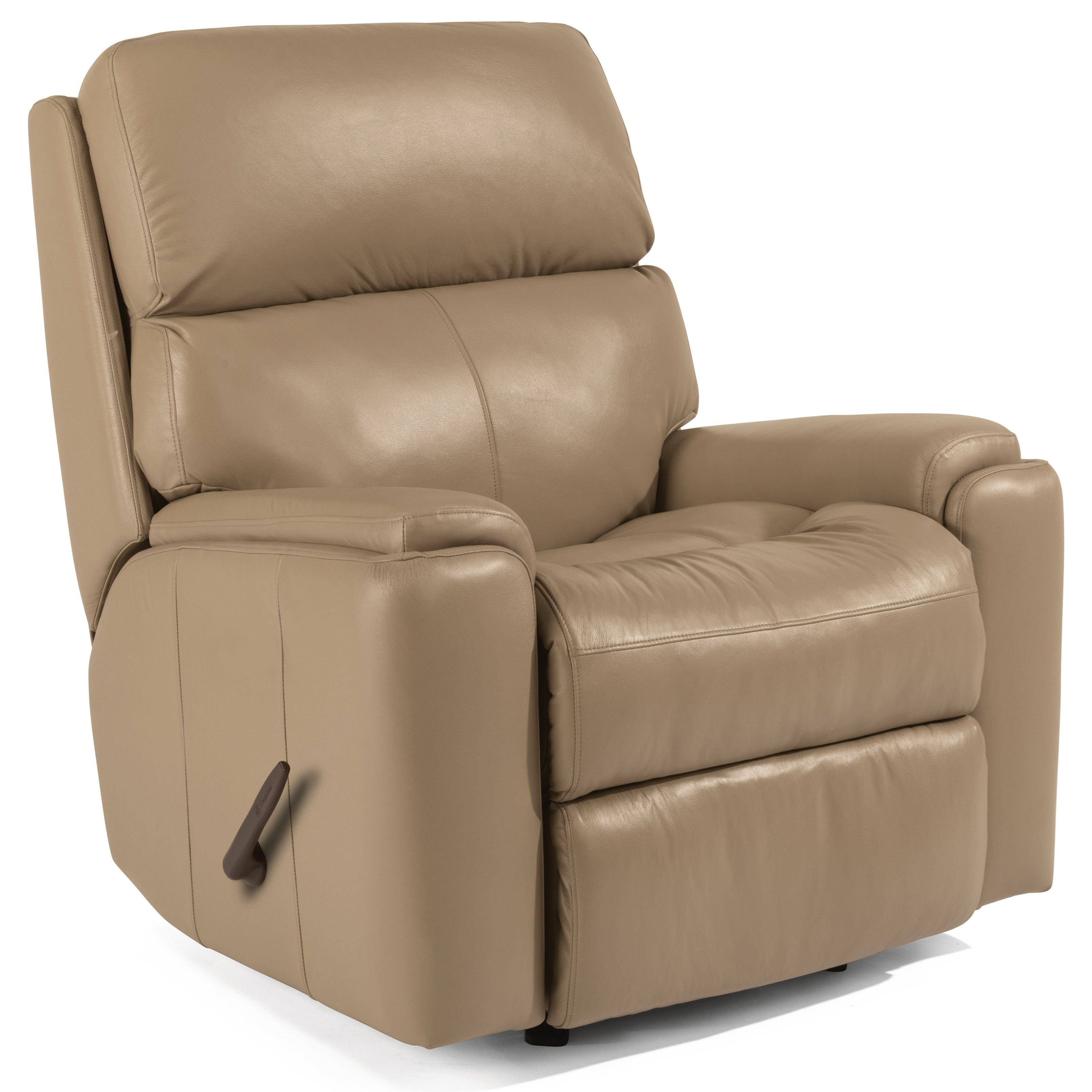 Rio Rocking Recliner by Flexsteel at Williams & Kay