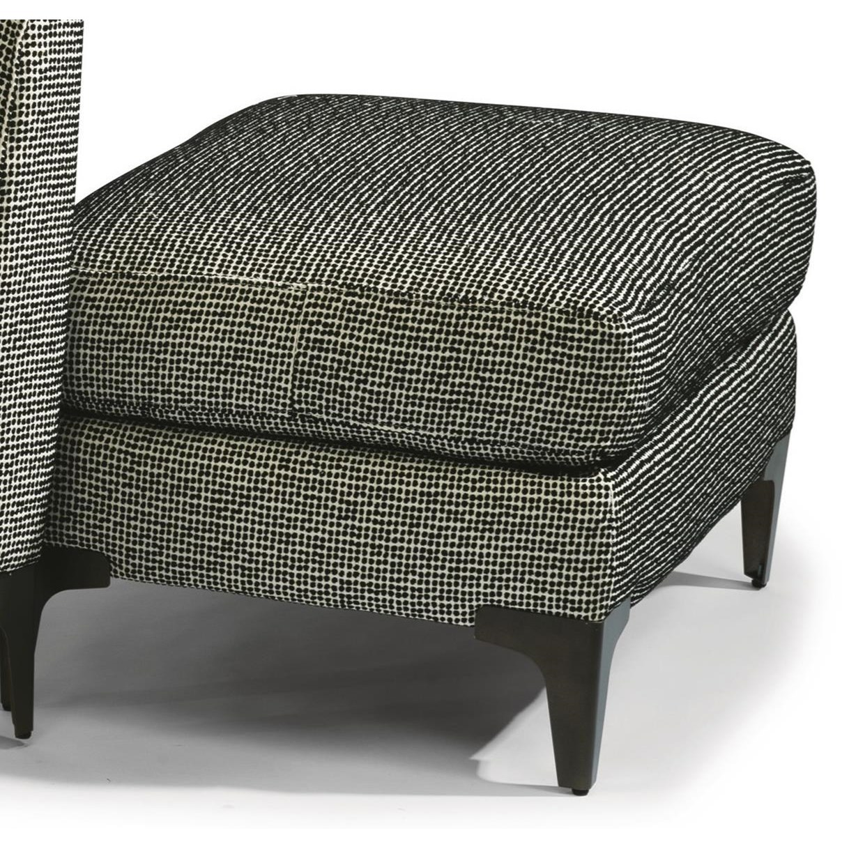 Samuel Ottoman  by Flexsteel at Mueller Furniture