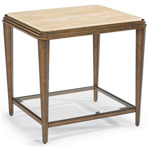 Flexsteel Seville End Table
