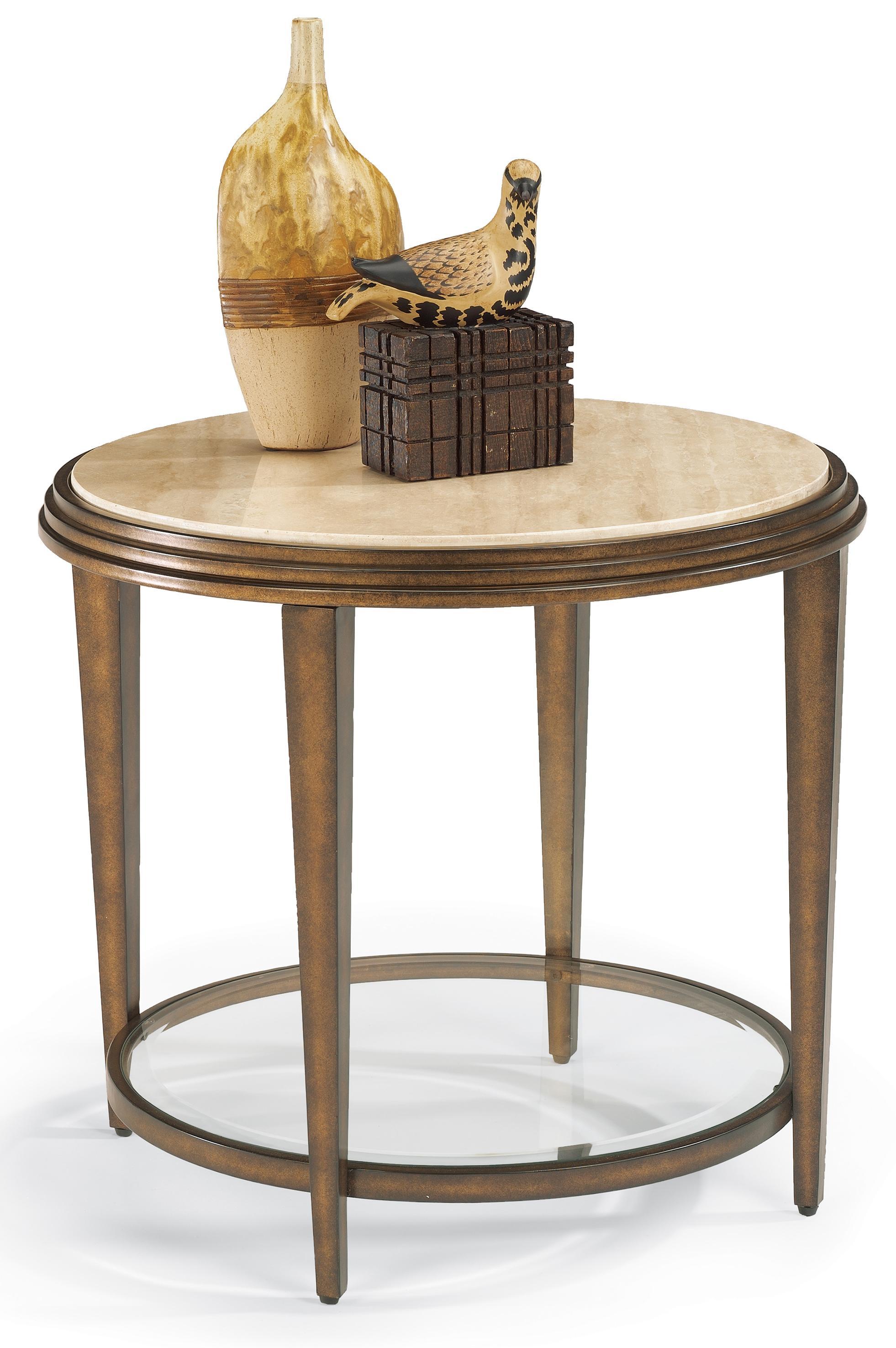 Seville Lamp Table by Flexsteel at Pilgrim Furniture City