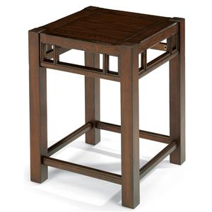 Flexsteel Sonoma Chair Side Table