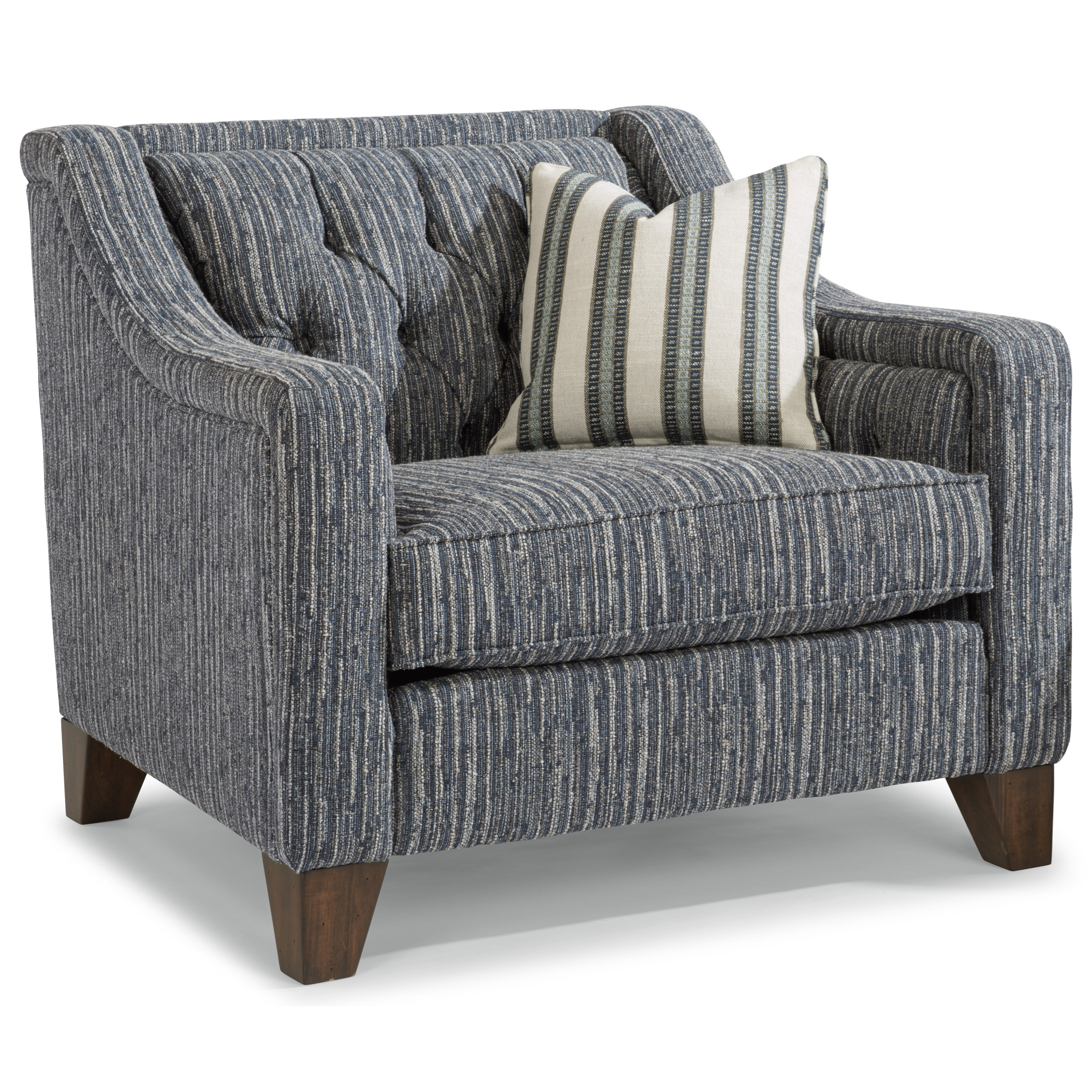 Sullivan Chair by Flexsteel at Rooms and Rest