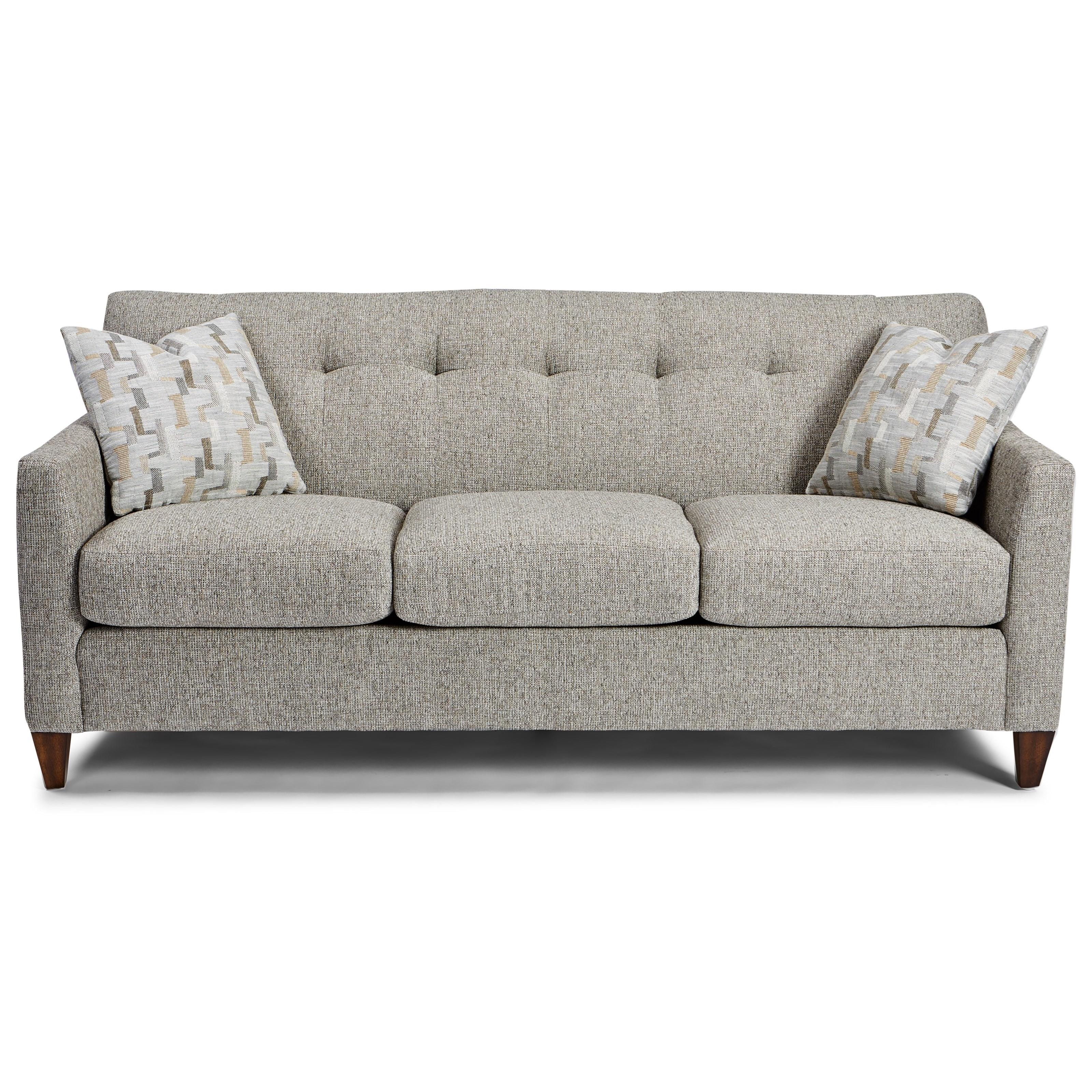 Sutton Sofa  by Flexsteel at Walker's Furniture