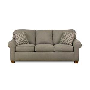 Stationary Upholstered Sofa