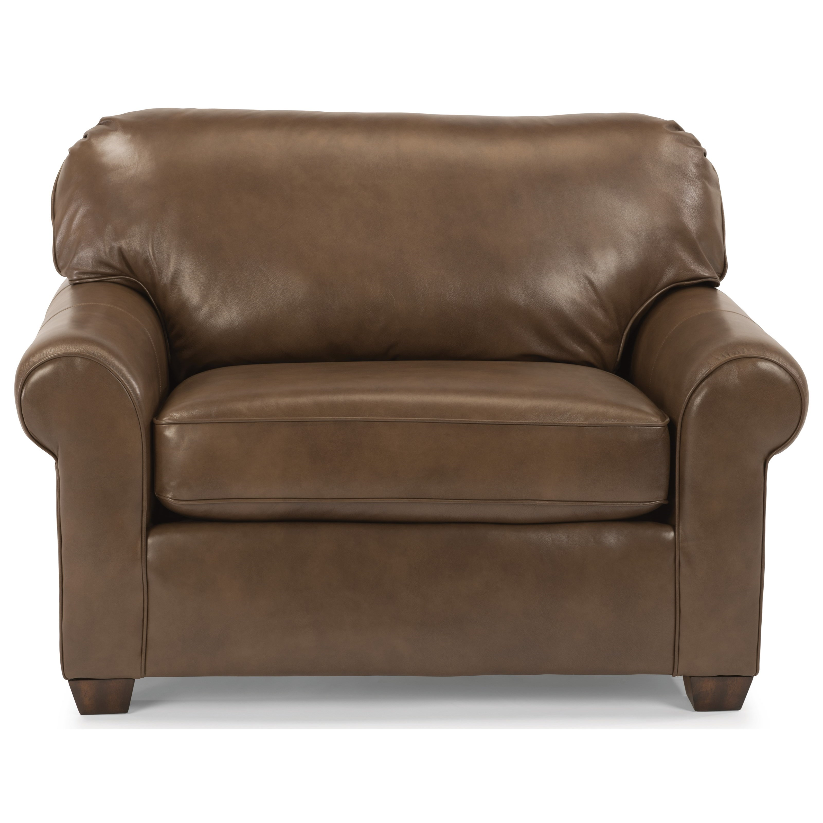 """""""P"""" Chair and a Half by Flexsteel at Crowley Furniture & Mattress"""