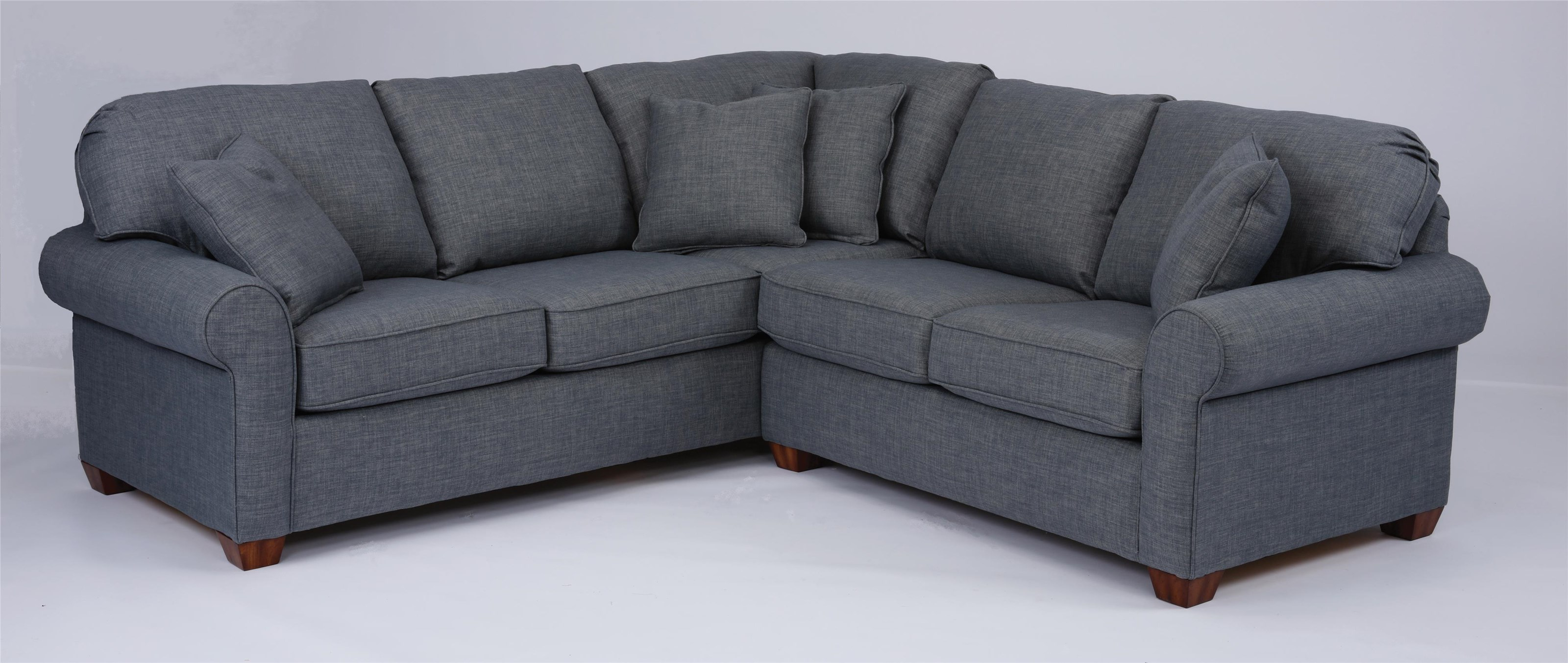 Pavin Sectional by Flexsteel at Crowley Furniture & Mattress