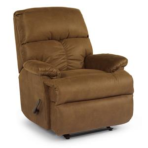 Wall Recliner with Chaise Seating