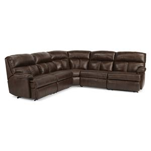 Power Reclining Sofa Sectional
