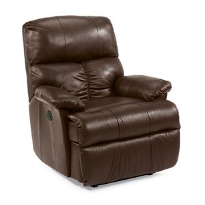 Power Wall Recliner with Chaise Seating