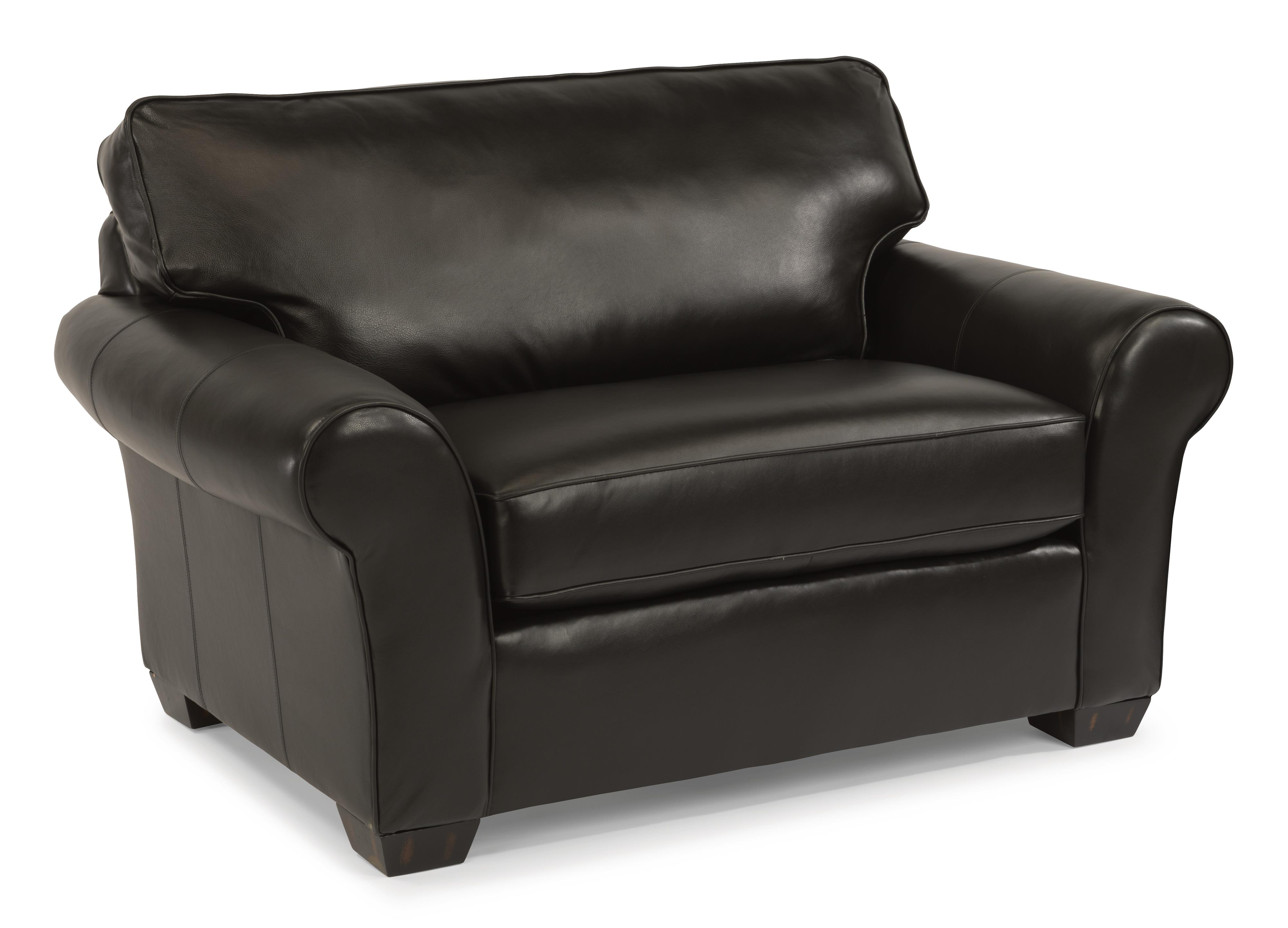 Vail Chair and 1/2 by Flexsteel at Jordan's Home Furnishings