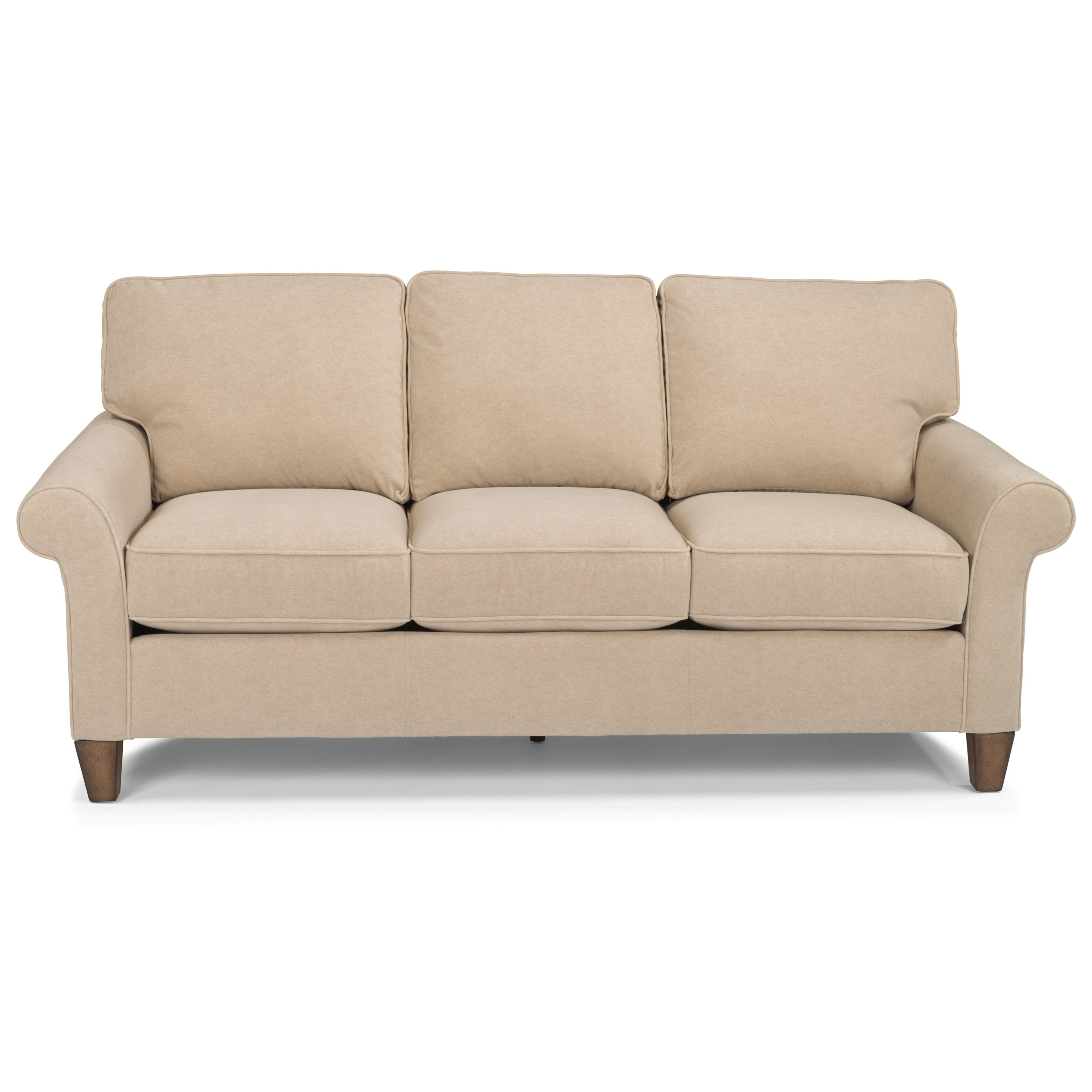 Westside Sofa by Flexsteel at Fisher Home Furnishings