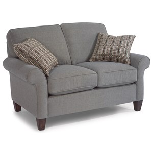 Casual Style Loveseat