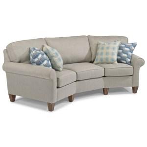 Casual Style Conversation Sofa