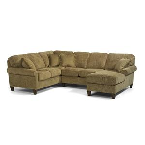 Flexsteel Westside Sectional Sofa