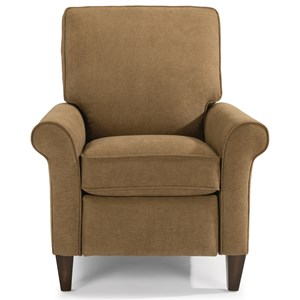 Casual Style High Leg Recliner