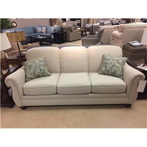 Three-Seat Stationary Sofa
