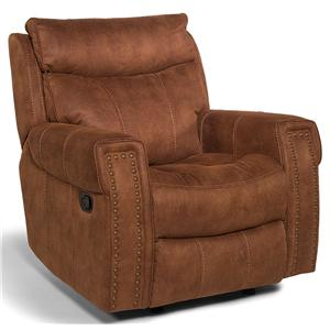 Flexsteel Latitudes - Wyatt - -660344646 Power Recliner