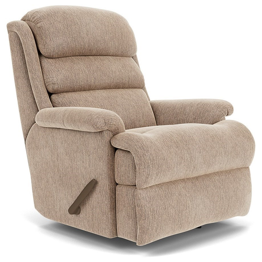 Yukon Recliner by Flexsteel at Powell's Furniture and Mattress