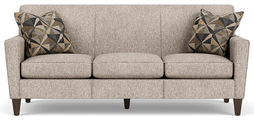 Blanch Blanch Sofa by Flexsteel Wynwood Collection at Morris Home