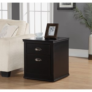 Contemporary File Cabinet with File Storage Drawer