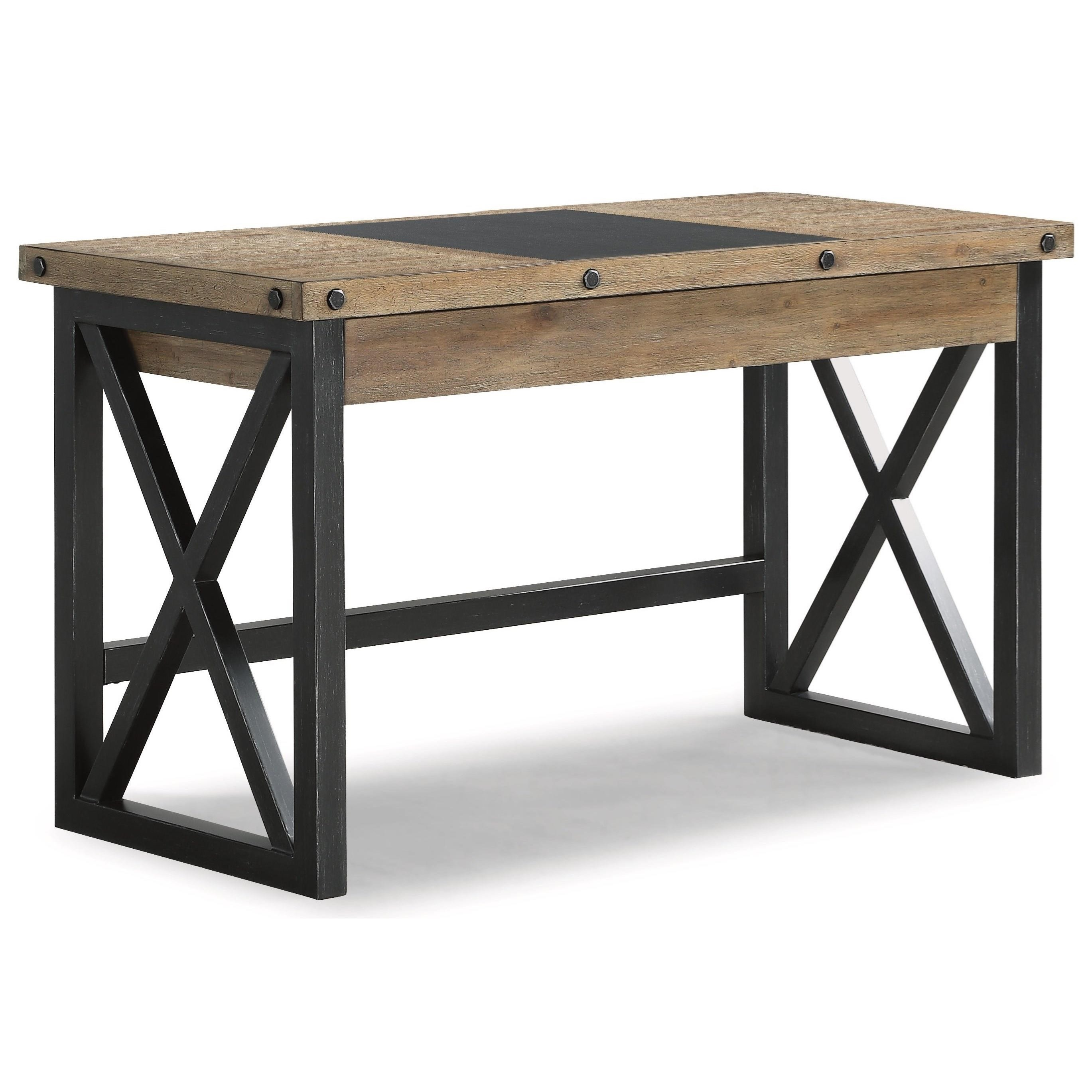 Carpenter Lift-Top Desk by Flexsteel Wynwood Collection at Fashion Furniture
