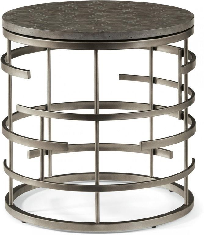 Halstead Halstead Lamp Table by Flexsteel Wynwood Collection at Morris Home