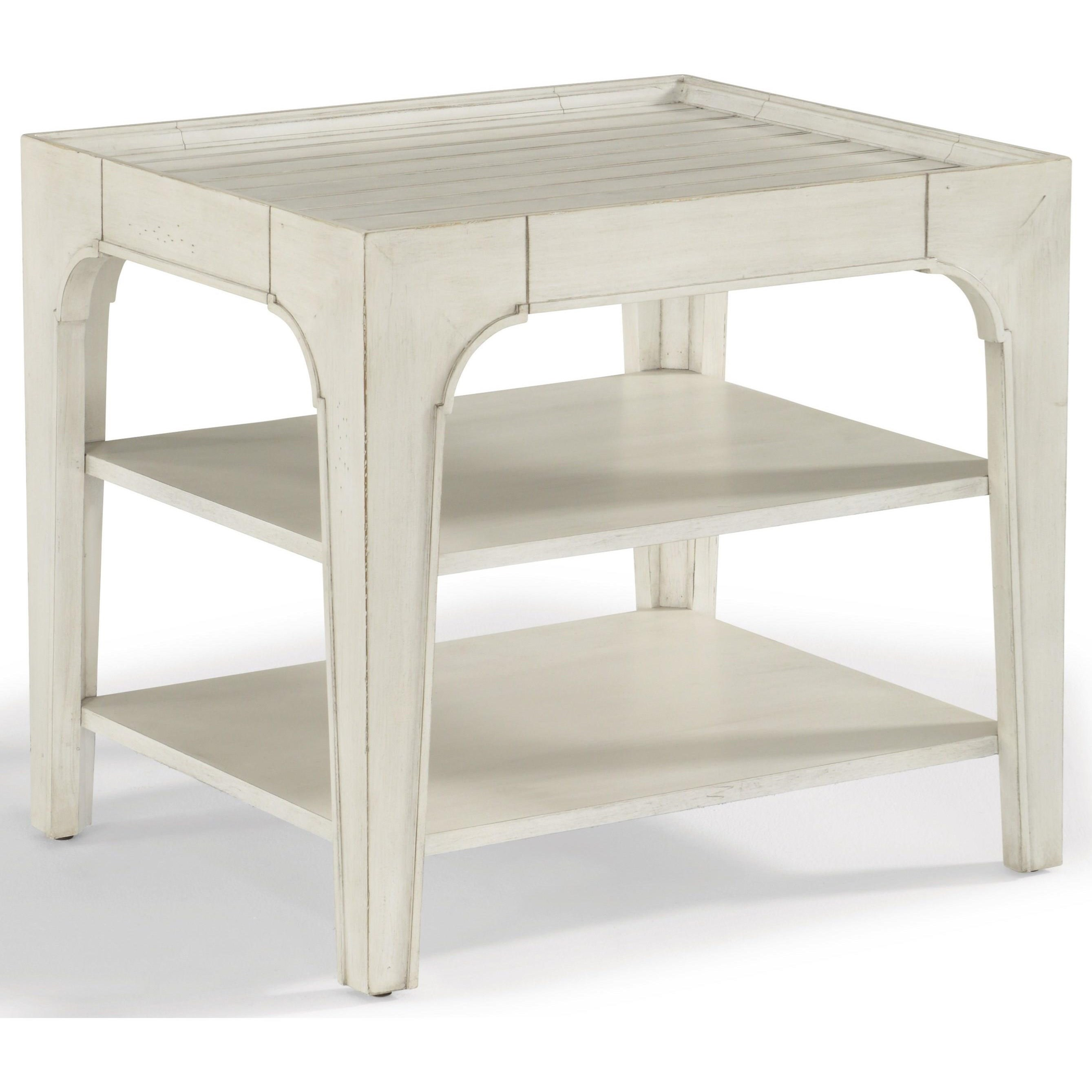 Harmony End Table  by Flexsteel Wynwood Collection at Northeast Factory Direct