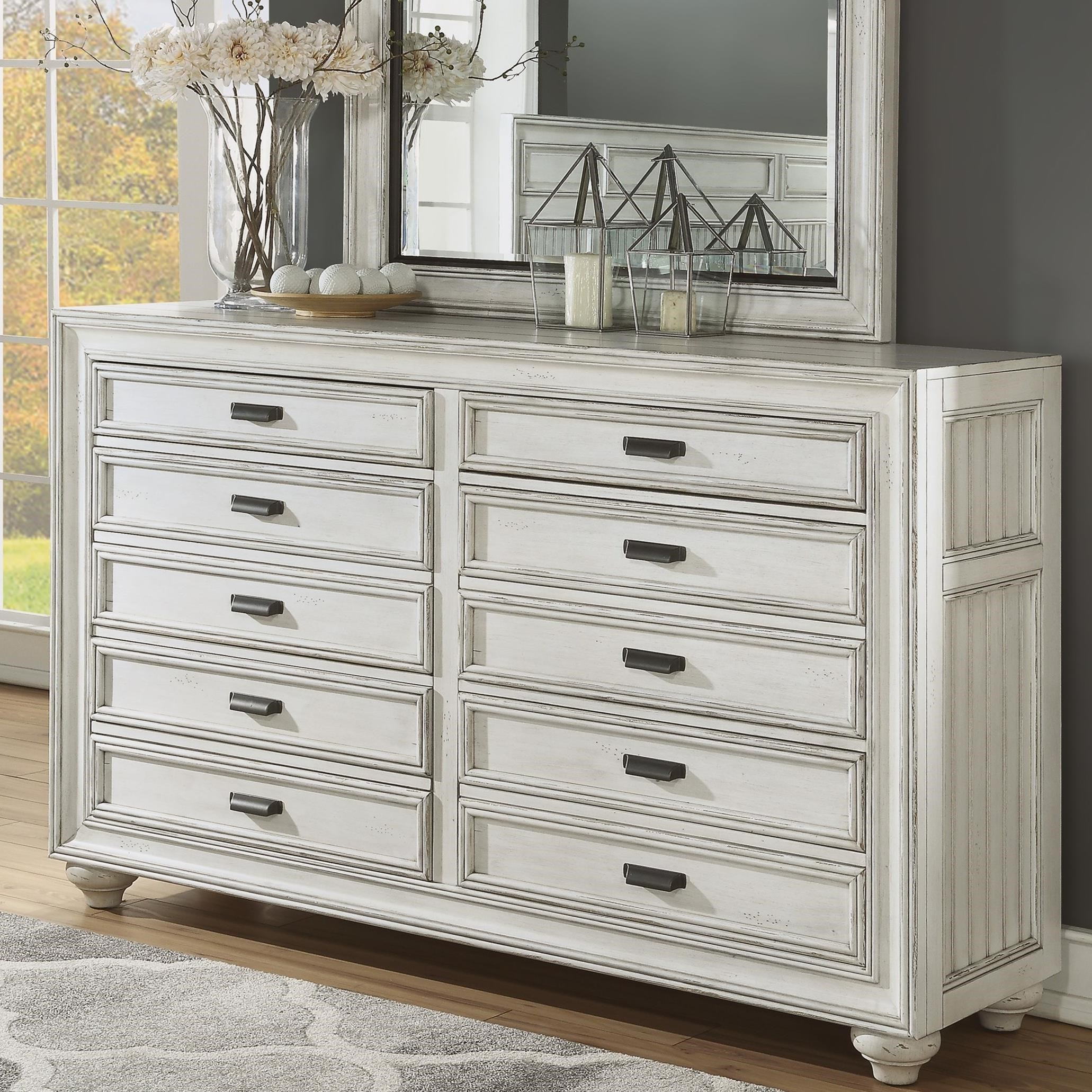 Harmony Dresser  by Flexsteel Wynwood Collection at Darvin Furniture