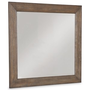 Casual Beveled Mirror