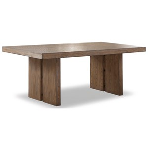 Casual Rectangular Dining Table