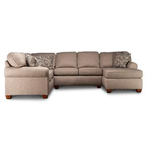 Oriana Sectional Sofa with Chaise