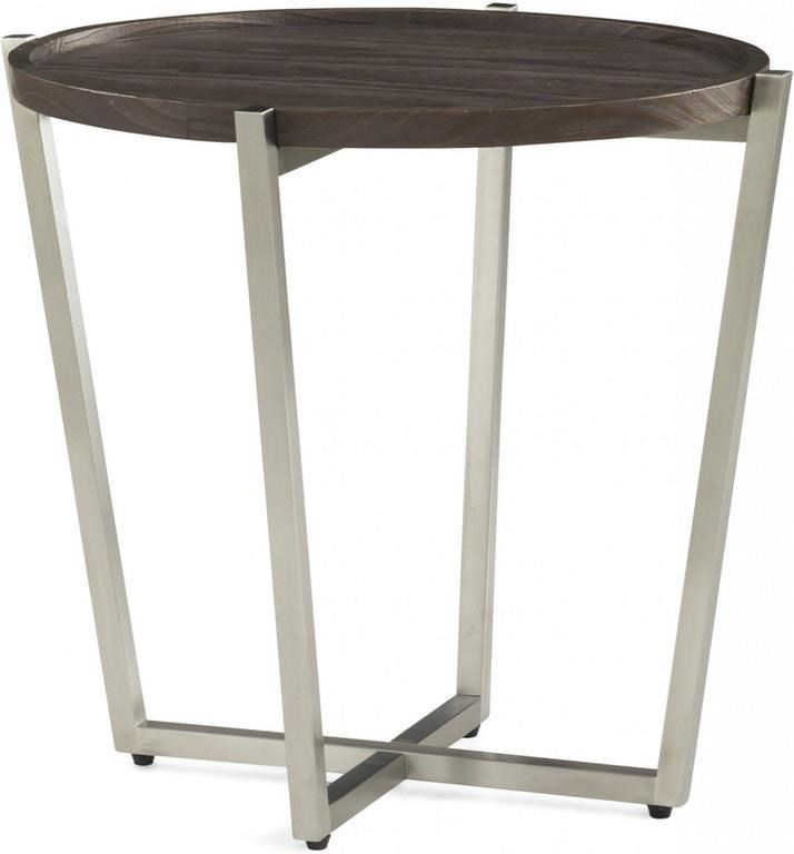Pacey Pacey End Table by Flexsteel Wynwood Collection at Morris Home