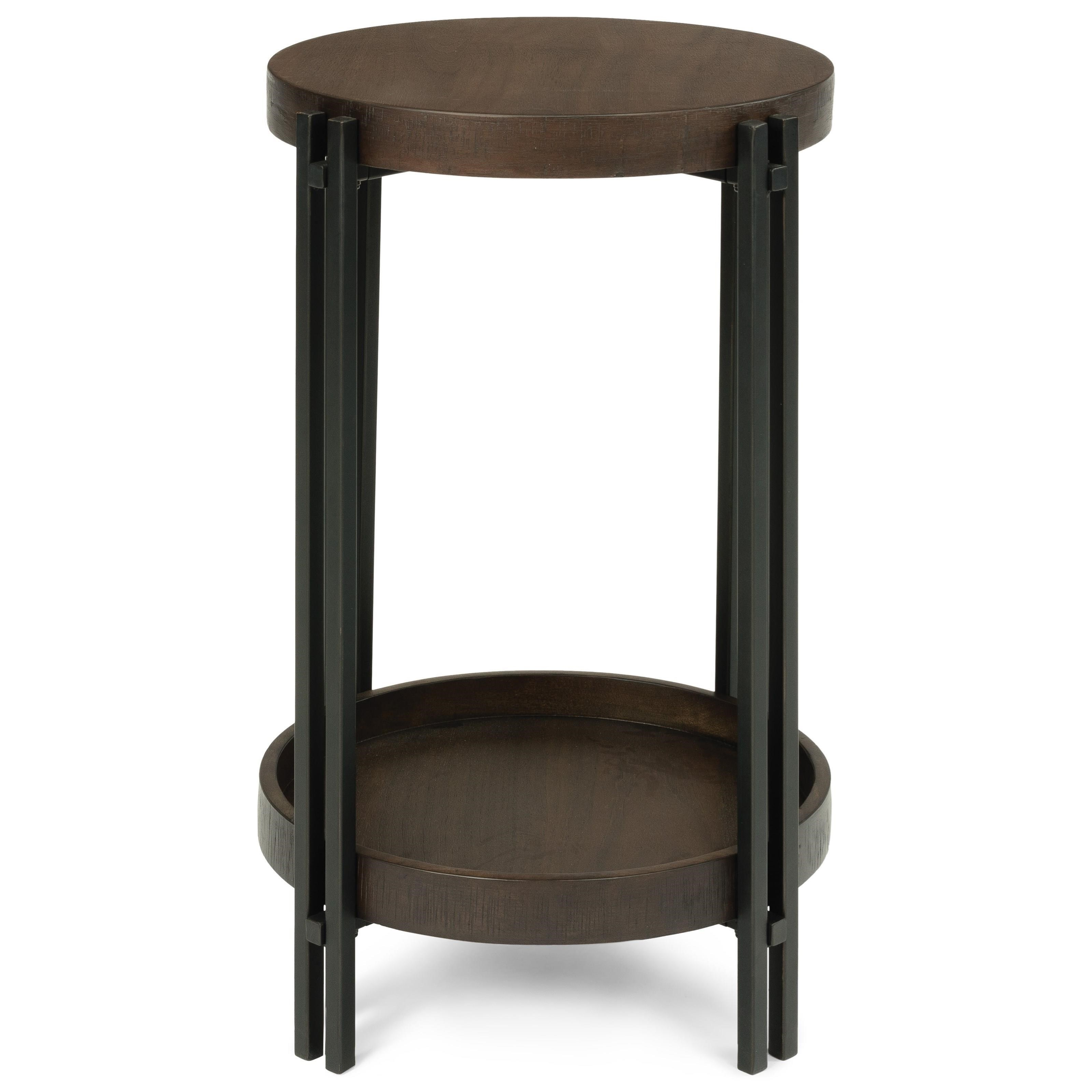 Lloyd Chairside Table  by Flexsteel at Crowley Furniture & Mattress