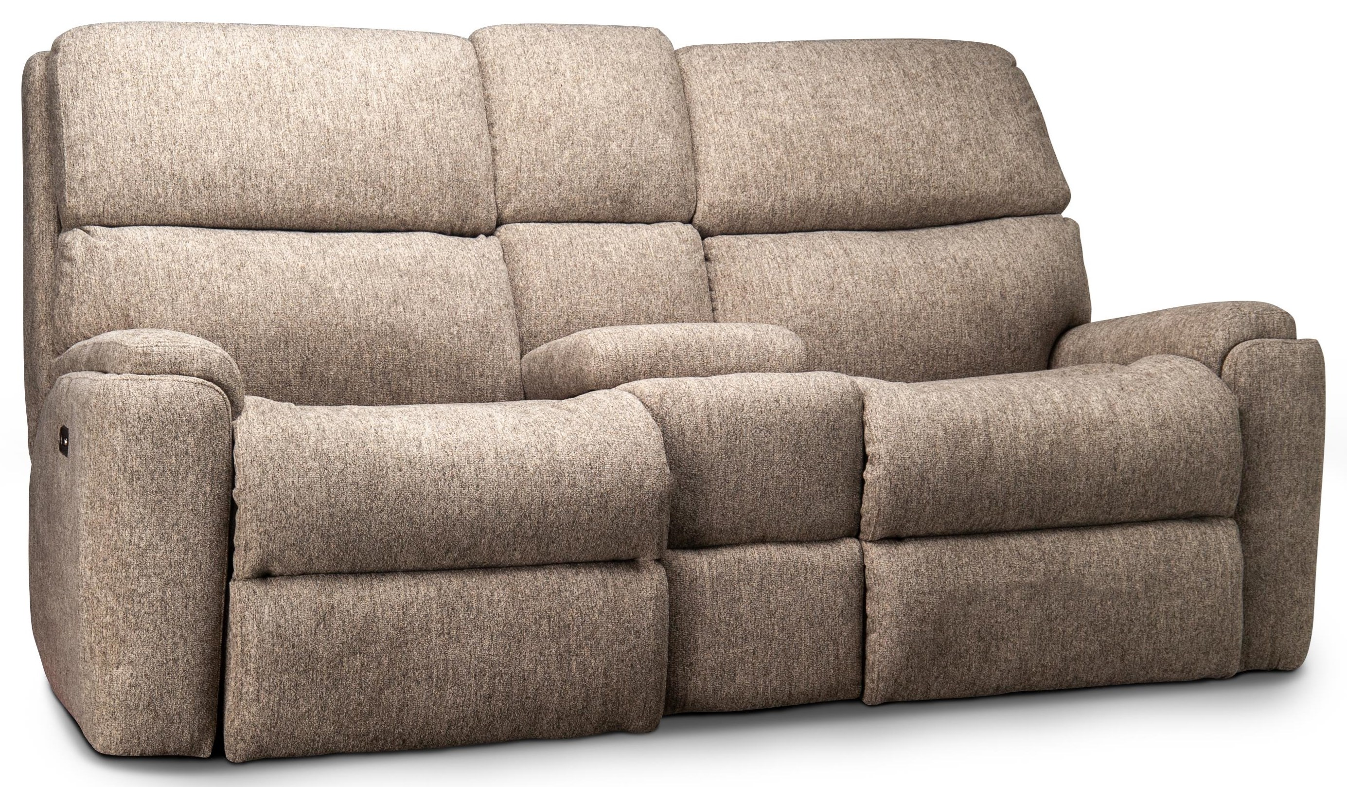 Regina Regina Power Loveseat with Headrest by Flexsteel Wynwood Collection at Morris Home