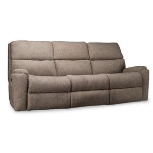 Regina Power Reclining Sofa with Headrest