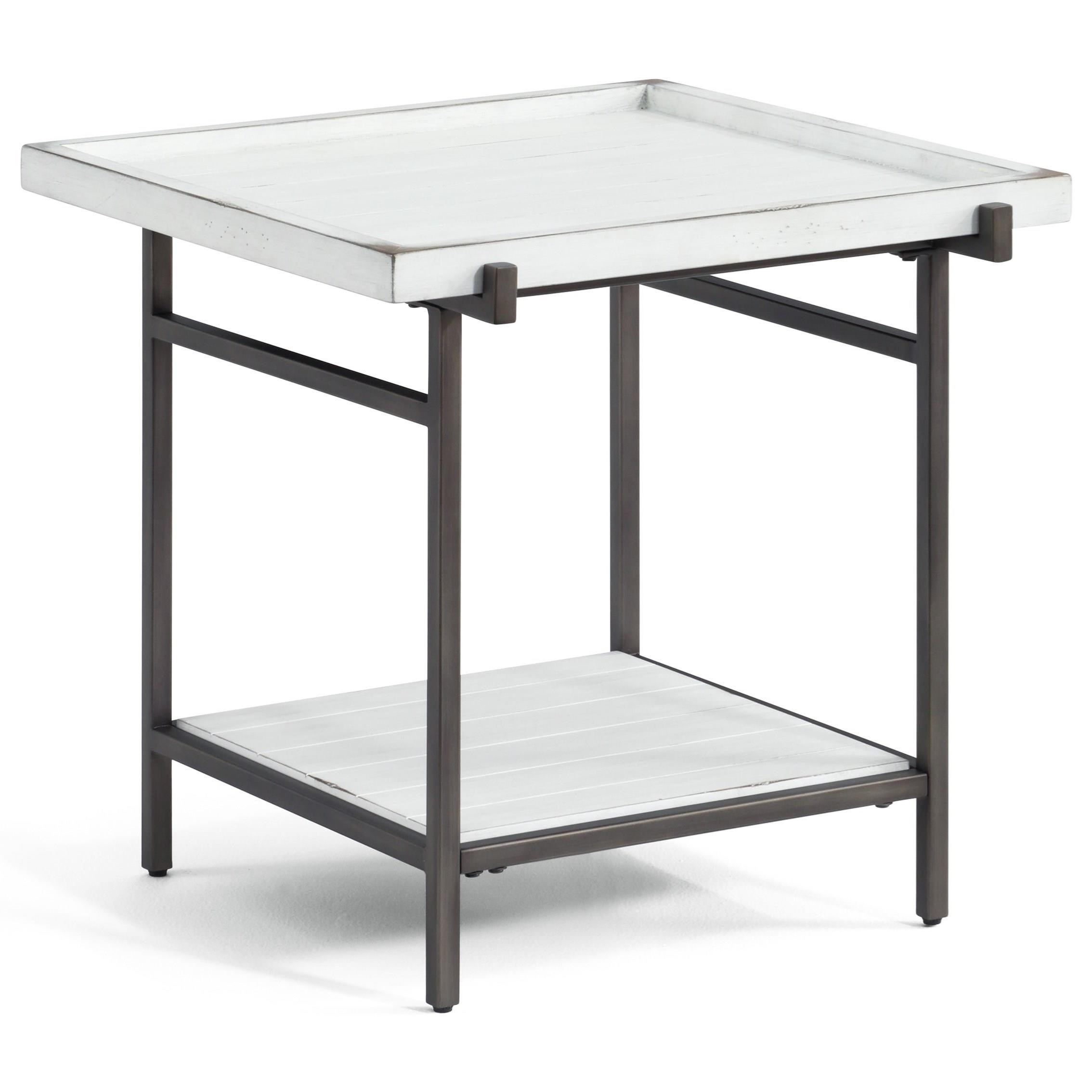 Stillwater Lamp Table  by Flexsteel Wynwood Collection at Fisher Home Furnishings