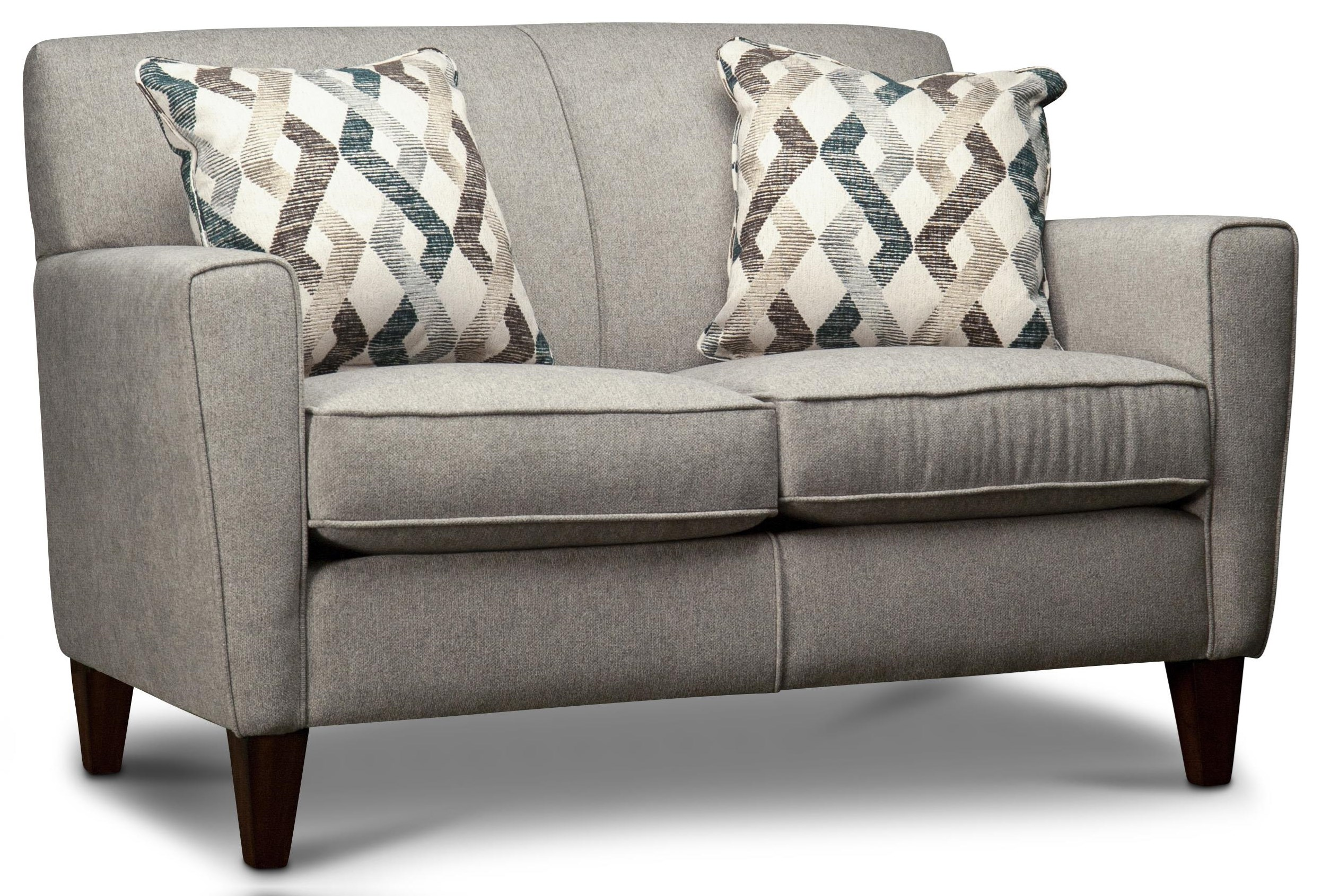 Tobias Tobias Loveseat by Flexsteel Wynwood Collection at Morris Home