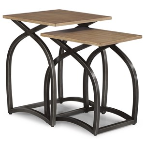 Transitional Nesting Tables