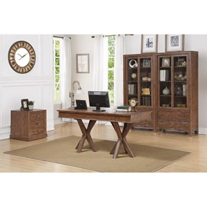 Rustic Home Office Group