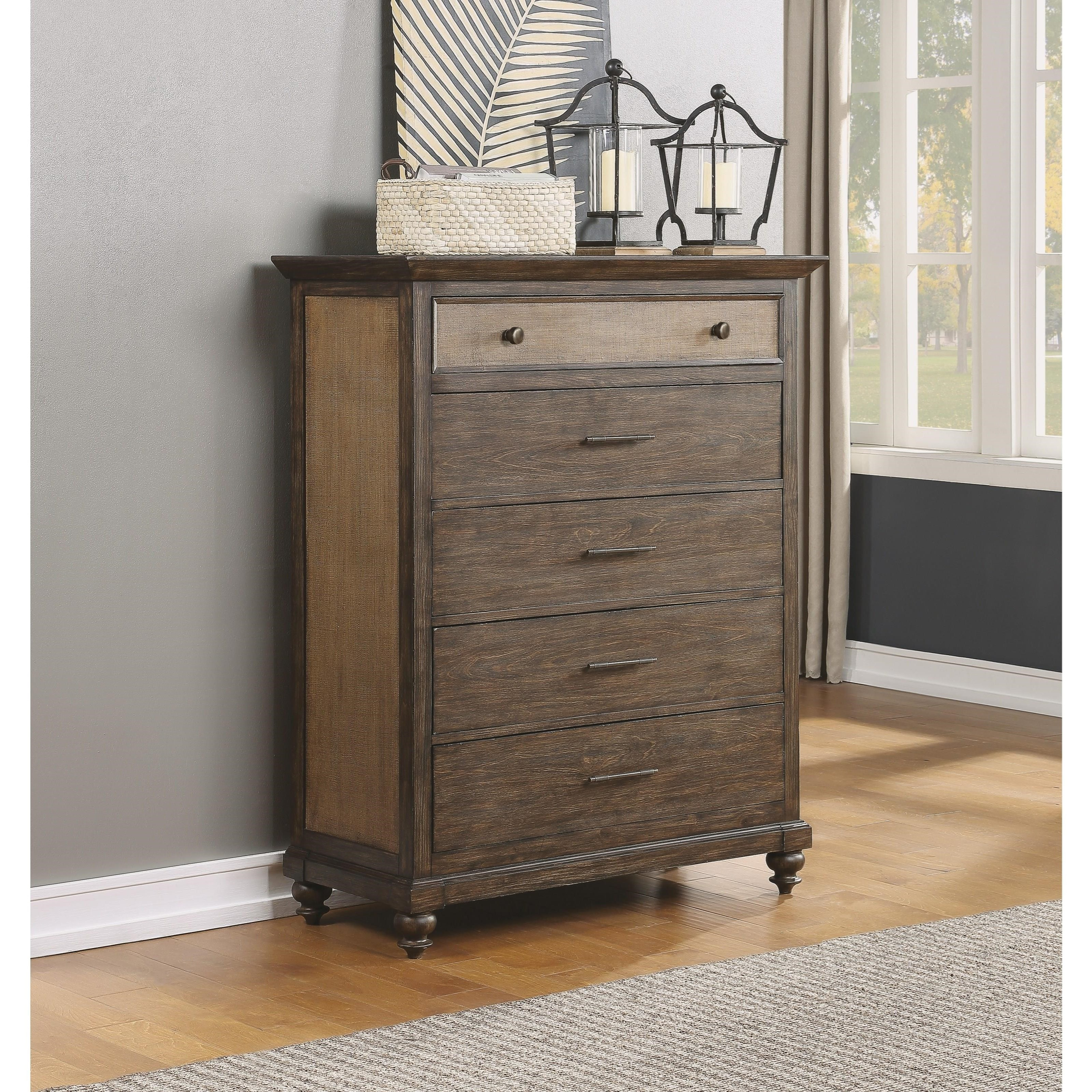Wakefield Drawer Chest  by Flexsteel Wynwood Collection at Furniture Superstore - Rochester, MN